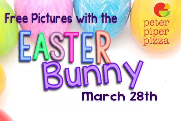 Free Pictures with the Easter Bunny