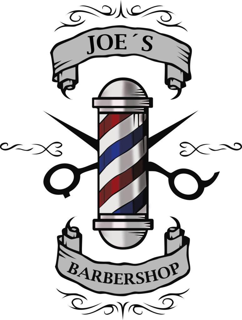Joes barbershop logo3